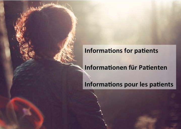 information patient